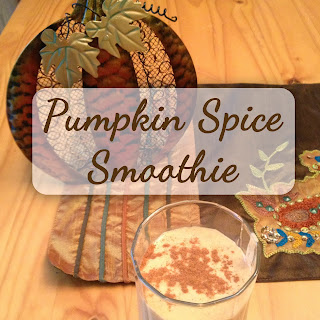 ... and Running Shoes: My Pumpkin-Palooza + Pumpkin Spice Smoothie Recipe