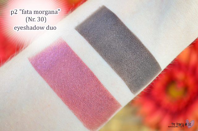 Review p2 Beauty Goes Safari Sunset Duo Eyeshadow