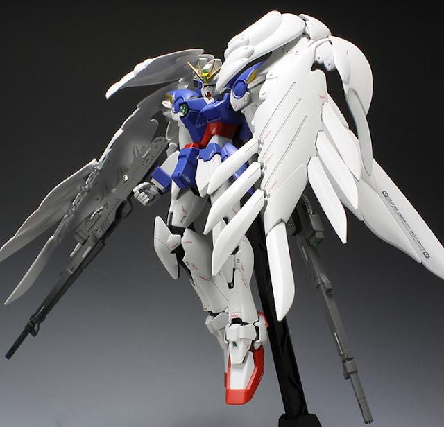 gundam wing mars century