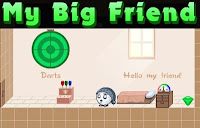 My Big Friend walkthrough.