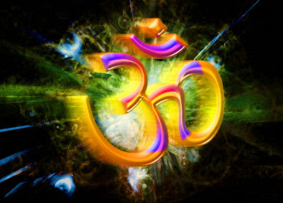 hindu religious mantra om  logo wallpapers