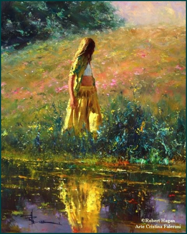 Artista Robert Hagan