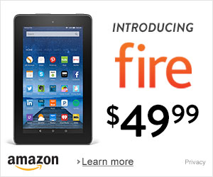 Amazon Fire $49 Sale