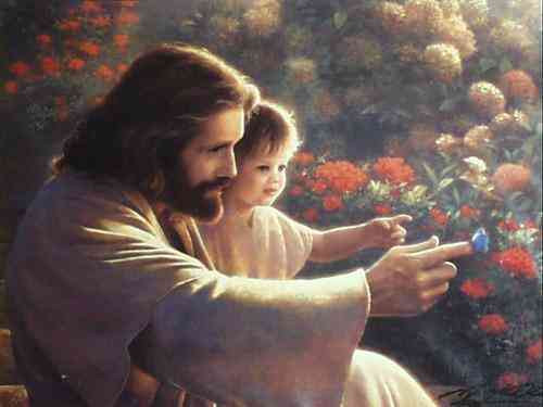 imagenes del amor de dios. dios es amor