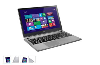 Are you looking for a high-end yet affordable Windows 8 computer? then you need to consider the new Acer Aspire V5. It has 15.6-inch screen which is perfect for watching movies, and it's powered by Intel core i5 which is perfect for playing most of the latest PC games.