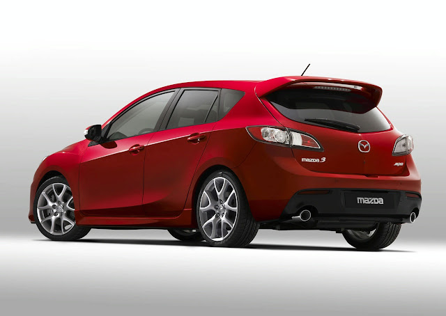 Mazda 3 MPS new image