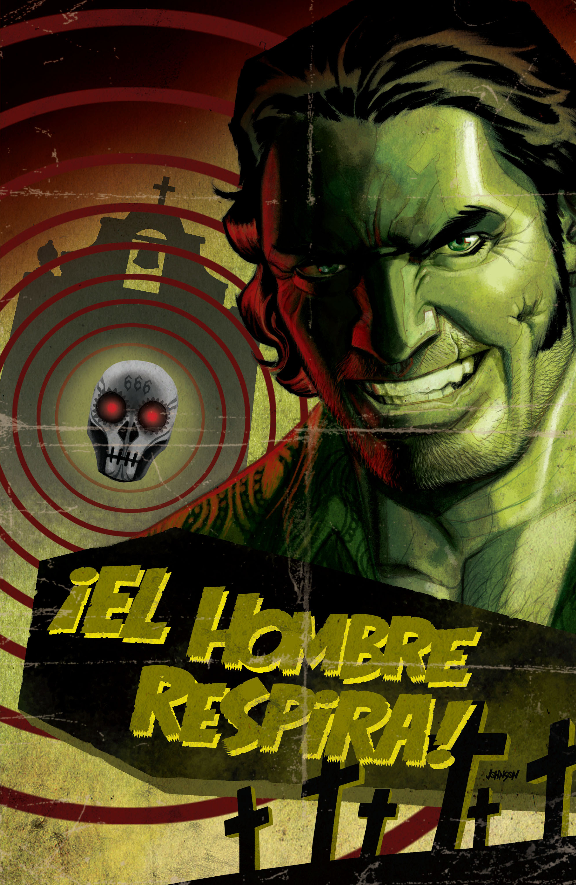 100 Bullets: Brother Lono Full Page 6