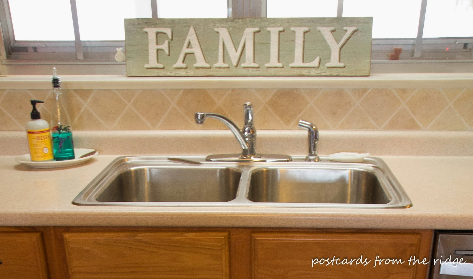 Thanks To National Builder Supply And Moen, We Were Able To Upgrade To A  Gorgeous New Faucet That Was Exactly What We Had Been Wanting.