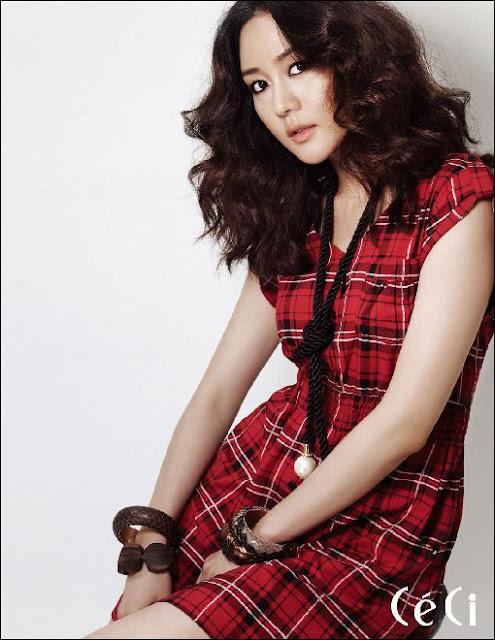 KoreanModel-Song Yu Ri