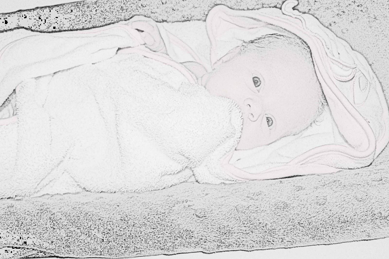 McKenna Newborn Summary: Week Six