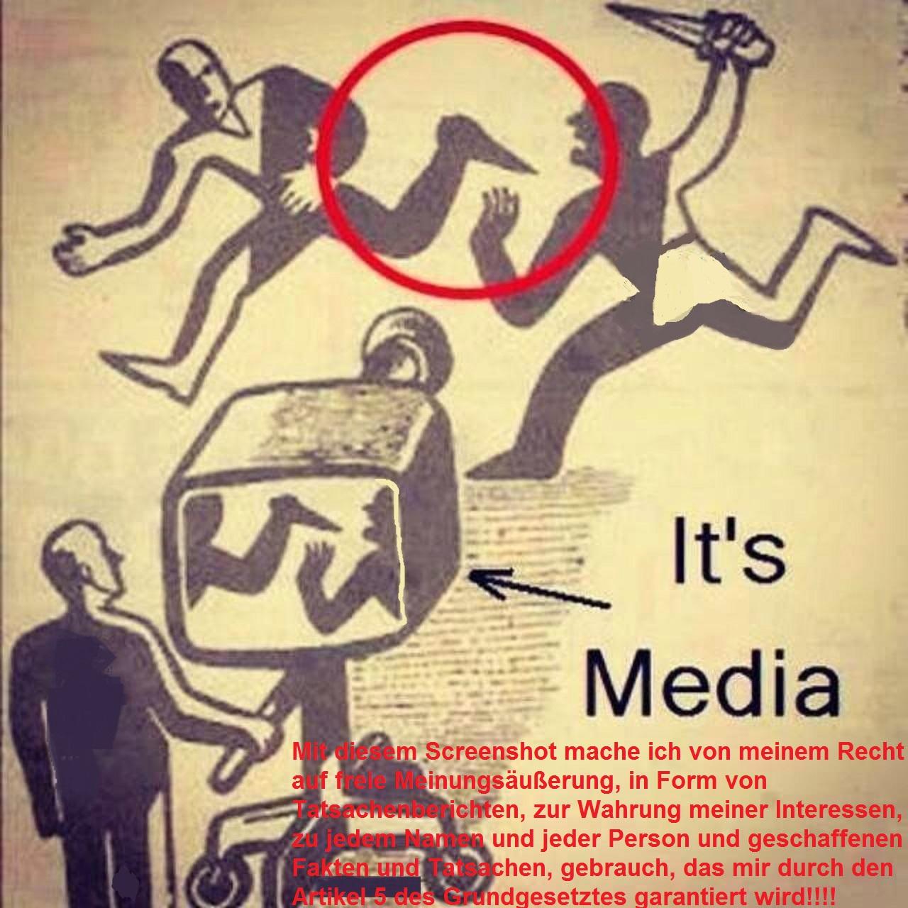 Propaganda der Massenmedien