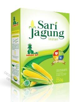 Susu Jagung Naga SP