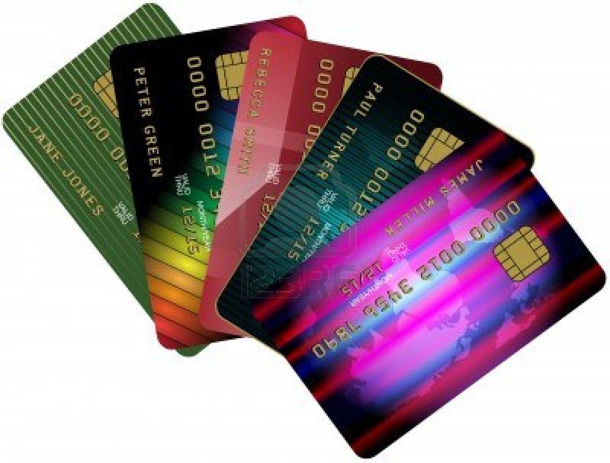 foto de tarjetas de crédito