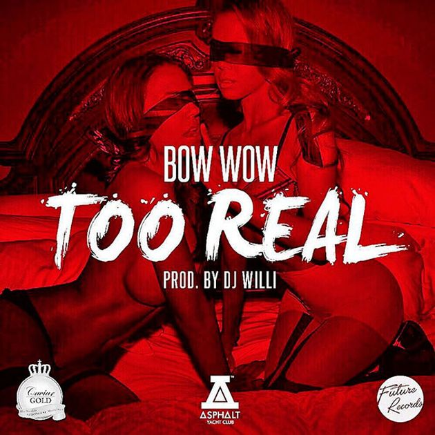 Shad Moss - Too Real