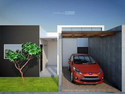 Rumah Minimalis Tipe 43