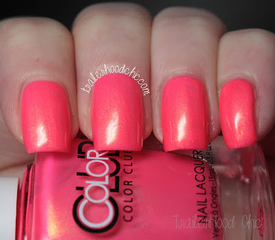 color club poptastic peace love polish review swatches