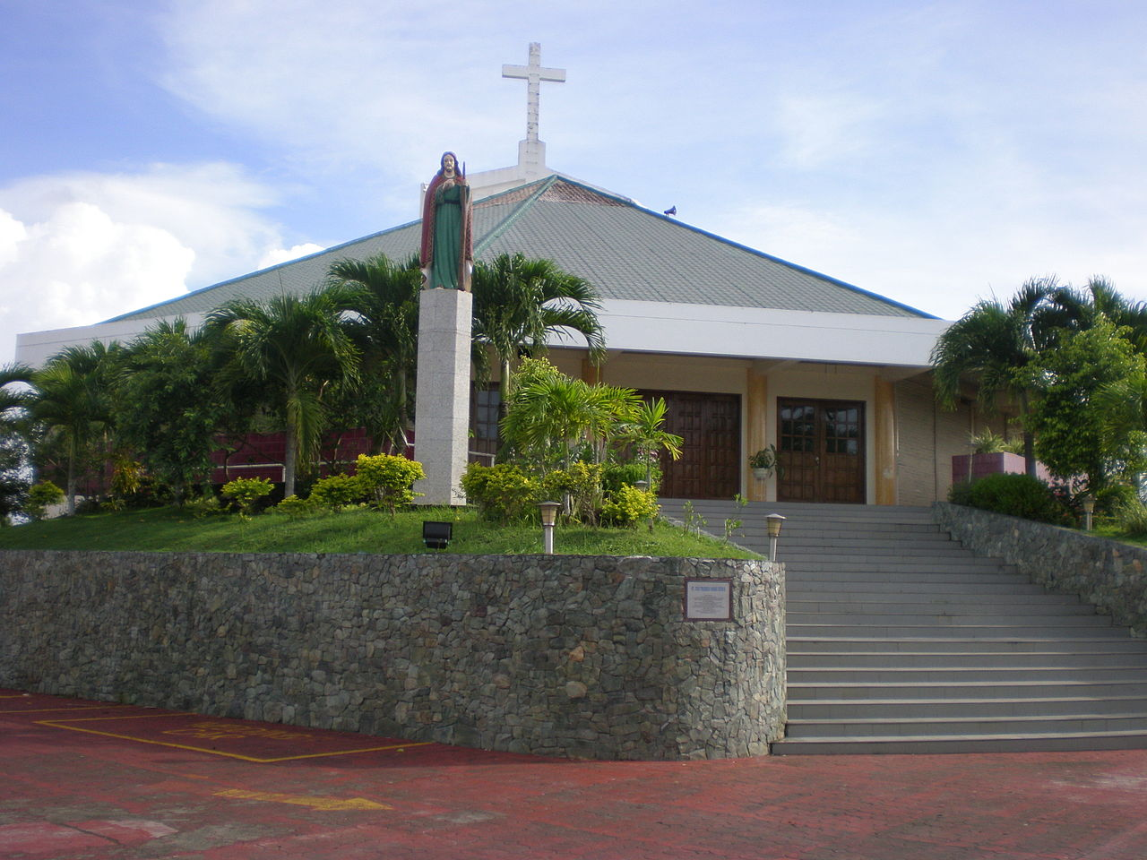 Jef and heiz wedding checklist jef and heiz wedding saint jude thaddeus parish in concepcion grande naga city was canonically erected on june 28 1997 upon the recommendation of rev stopboris Image collections