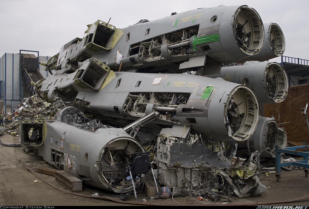 HI TECH Automotive Panavia Tornado F3 Cockpit