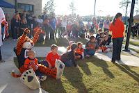Montgomery Catholic Preparatory School Holy Spirit Pep Rally Surprise 6