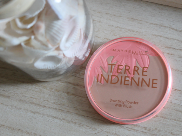 Maybelline Terre Indienne Bronzing Powder With Blush - 09 Golden Tropics.