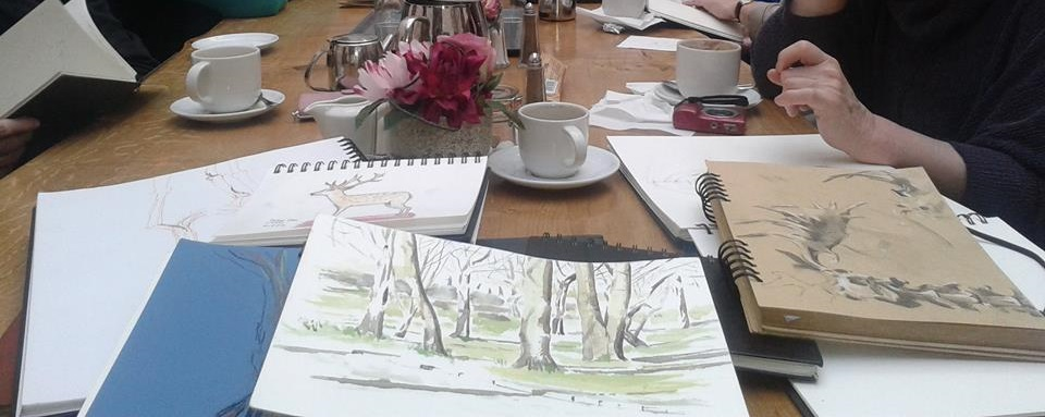 Dublin Sketchers Group