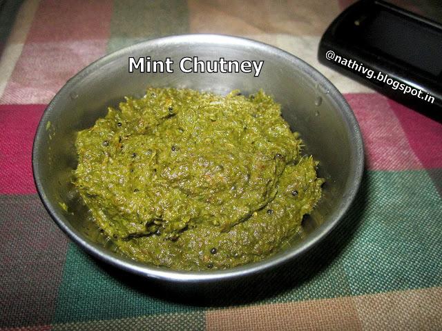 MINT CHUTNEY/DI...