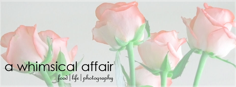a whimsical affair