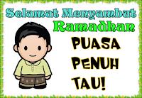 Kumpulan Dp Lucu Bulan Puasa Ramadhan 2015 Terbaru
