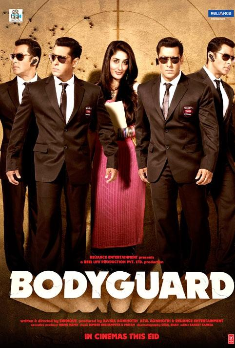 'Bodyguard' Movie First Look & Poster