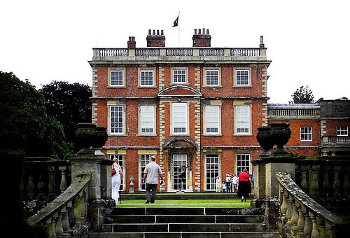 period pieces and portraiture newby hall. Black Bedroom Furniture Sets. Home Design Ideas