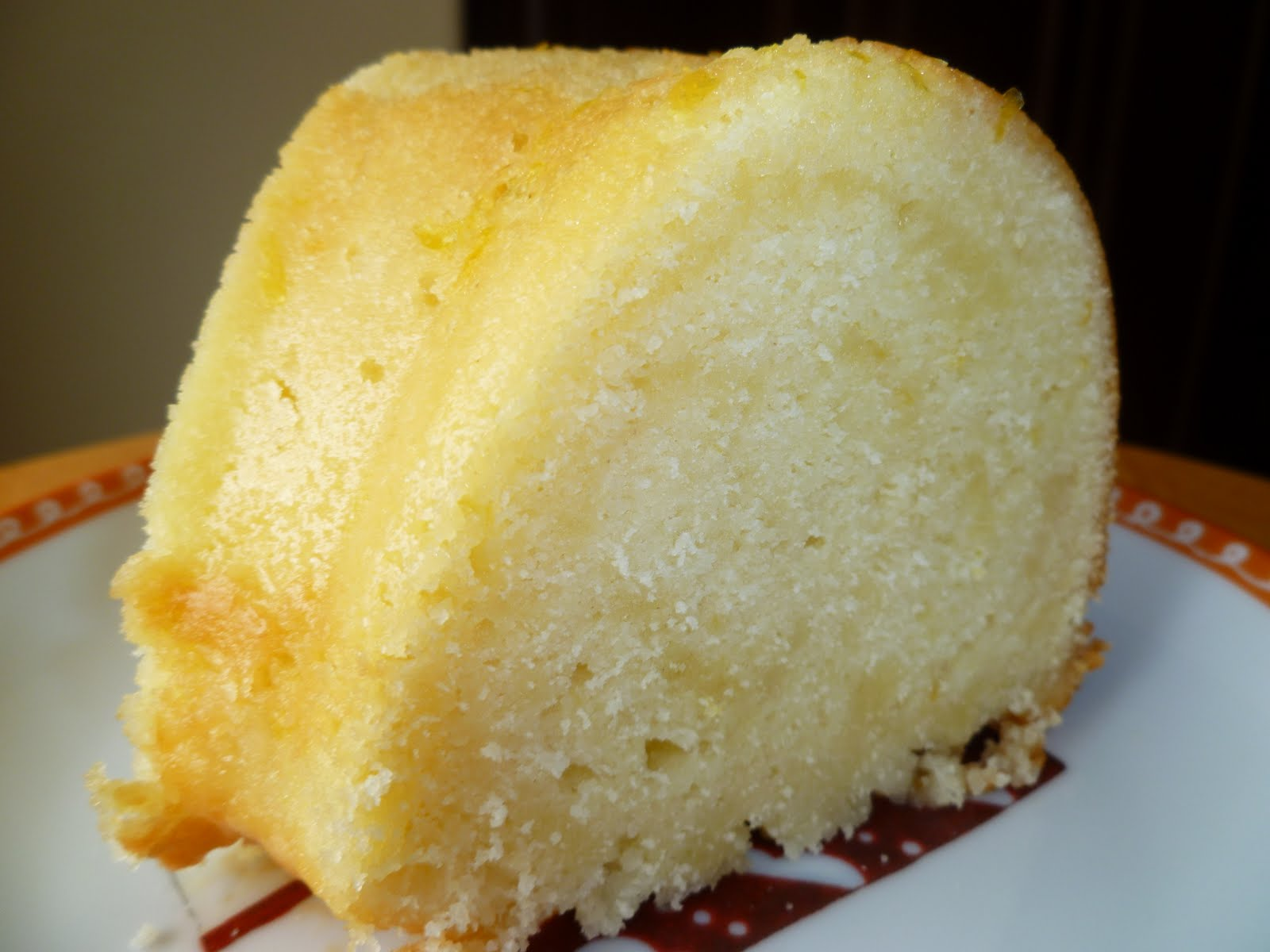 The Pastry Chef S Baking Ultimate Lemon Pound Cake