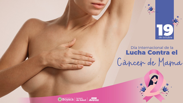 Porta una prenda rosa este 19 de octubre, Día Internacional de la Lucha contra el Cáncer de Mama