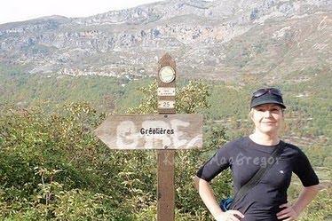 Gréolières hike