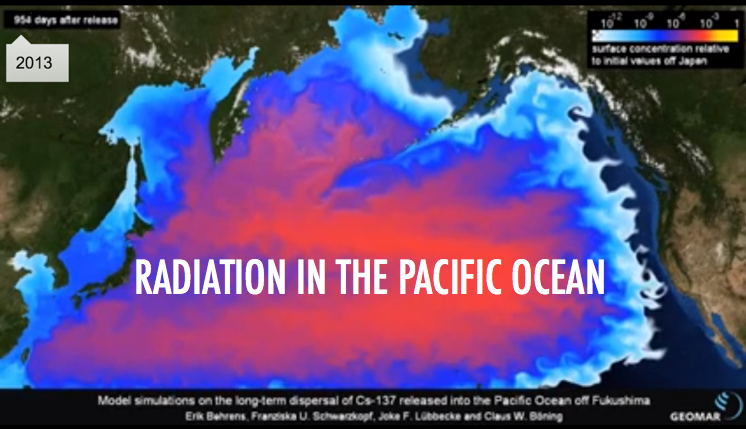 Fukushima Radiation: Your Days of Eating Pacific Ocean Fish Are Over, Or Worse...