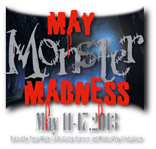 May Monster Madness Blog Hop