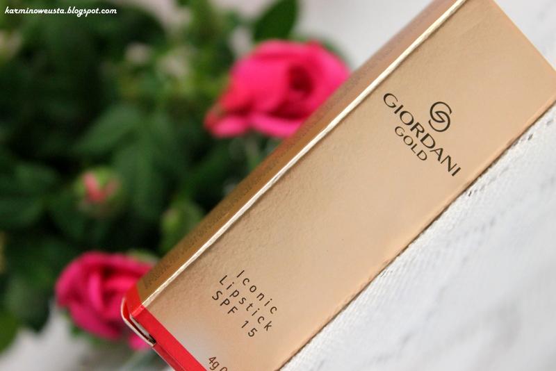 Giordani Gold Iconic Lipstick Fuchsia Divine