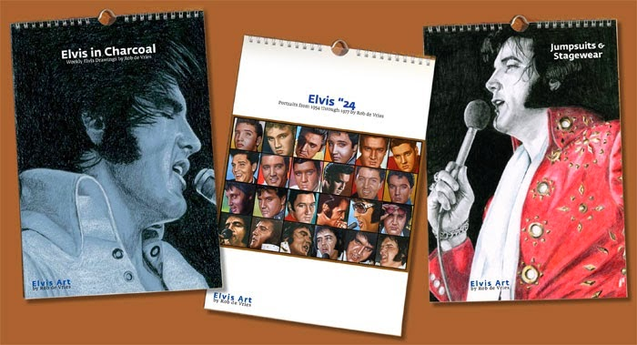 Elvis Birthday Calendars