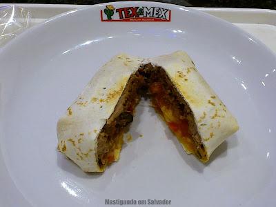 Tex & Mex: Burrito