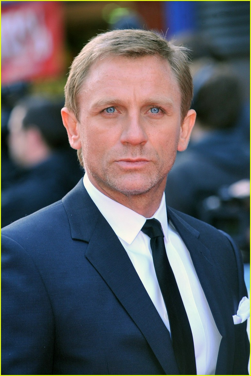 The Style James Bond, Daniel Craig