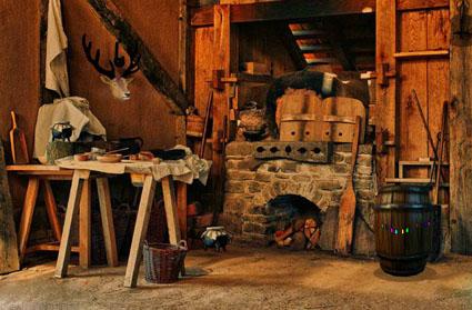 Medieval Age House Escape