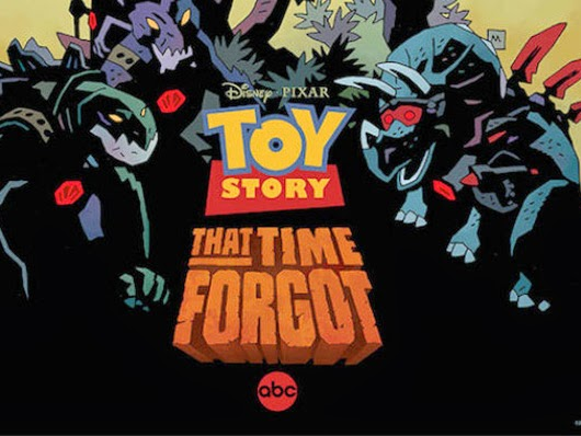 Póster de 'Toy Story That Time Forgot', el nuevo especial de 'Toy Story'