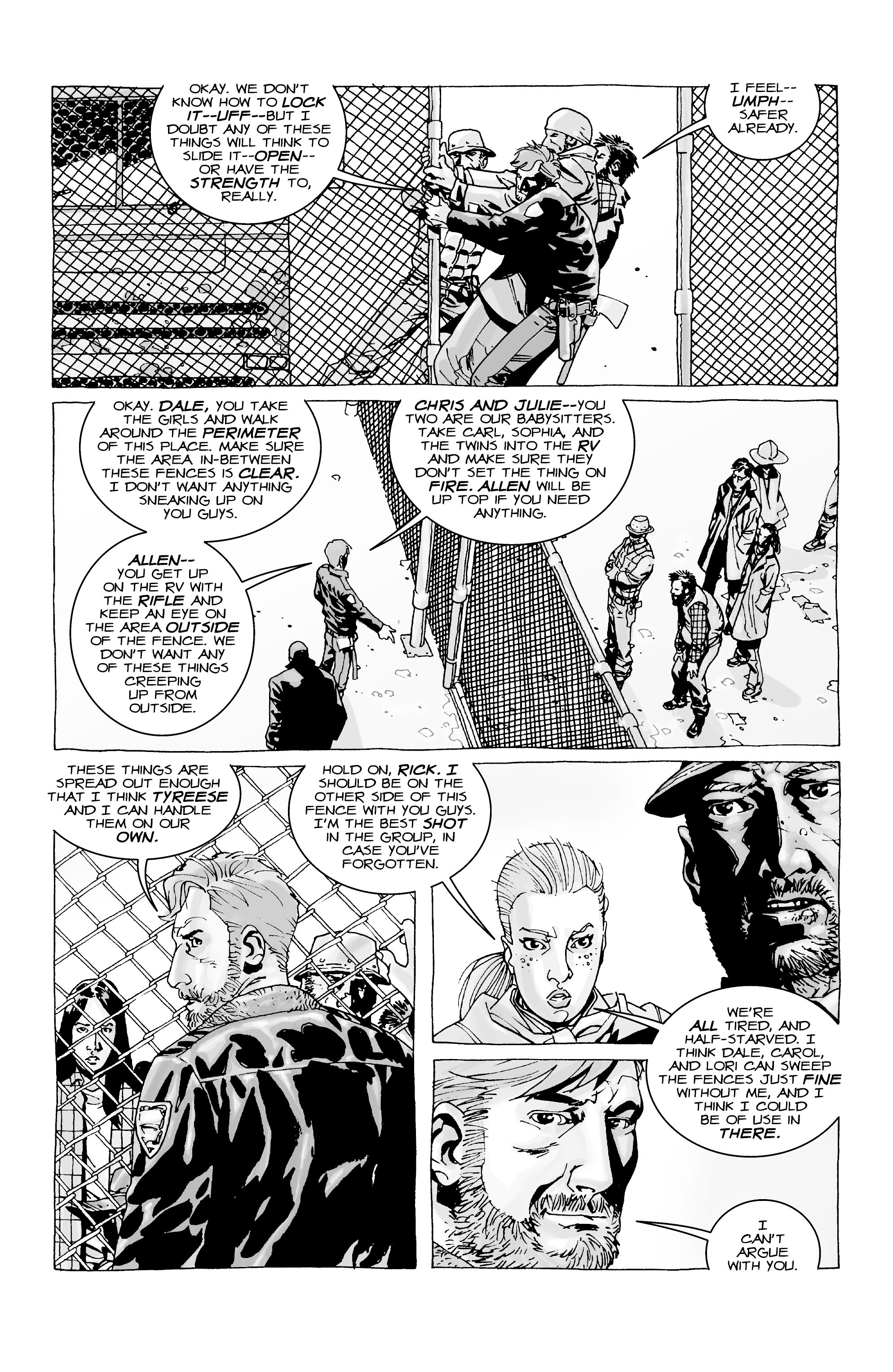 The Walking Dead Issue #13 Page 5