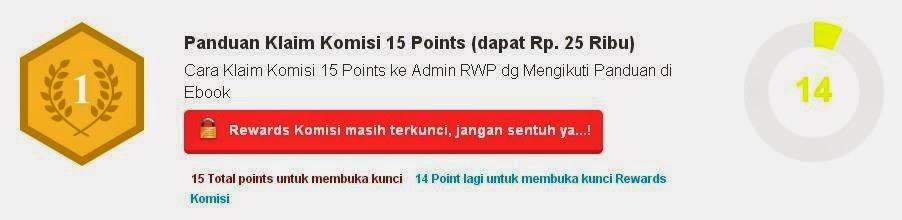 Cara Mendapat Penghasilan Komisi Affiliate Di RWP Group