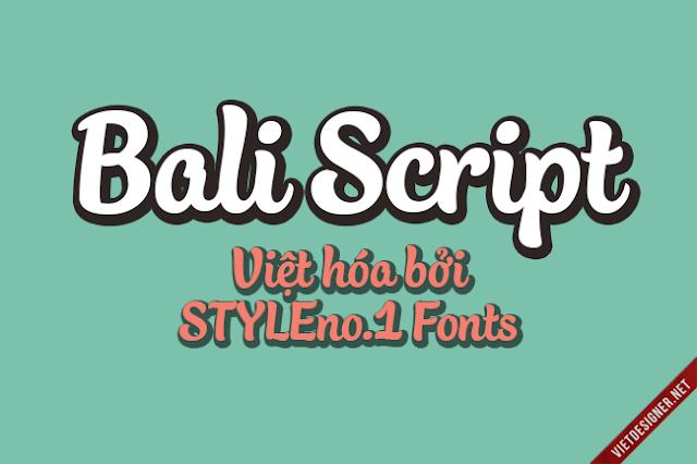 [Script] Bali Việt hóa