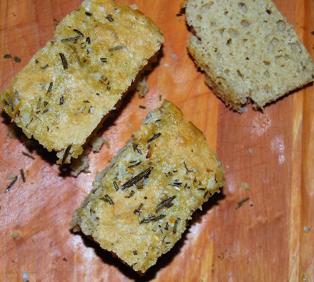 The best recipe for Whole-Wheat Focaccia