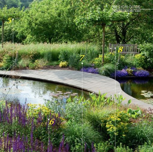 contemporary english garden design english garden