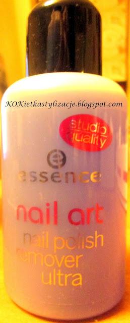 Nail Polish Remover ESSENCE