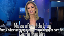 Carla Fachin, musa oficial do blog