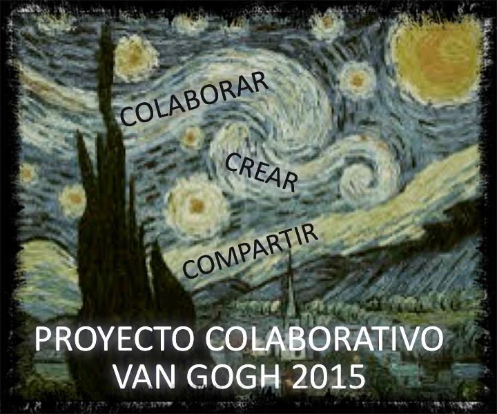 PARTICIPEM EN: Van Gogh 2015