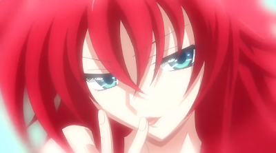 Dxd+8 High School DxD New episode 8 sub indo